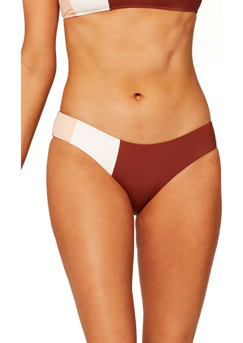 L*Space L Space Kas Colorblock Bikini Bottoms