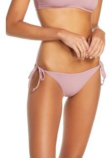 L*Space L Space Lily Side Tie Bikini Bottoms