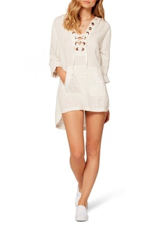 L*Space L Space Love Letters Cover-Up Tunic