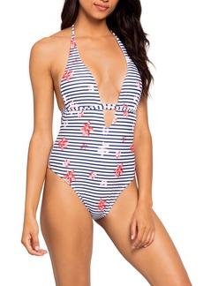 L*Space L Space Pamela One-Piece Swimsuit