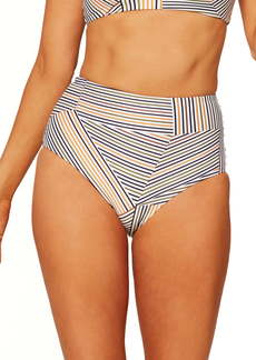 L*Space L Space Portia High Waist Bikini Bottoms