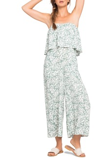 L*Space L Space Strapless Cover-Up Jumpsuit
