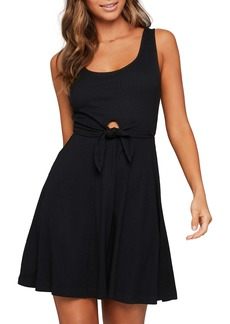 L*Space L Space Topanga Ribbed Cover-Up Dress