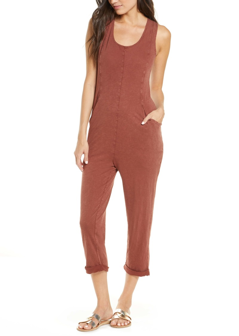 L*Space L Space Tropicalia Cover-Up Jumpsuit