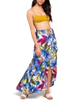 L*Space L Space Whitney Cover-Up Wrap Skirt