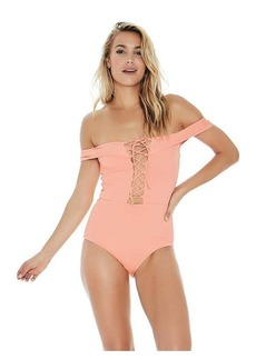 L*Space L Space Women's Anja One Piece Swimsuit