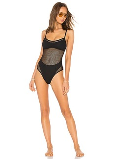 L*SPACE Mesh Madness One Piece