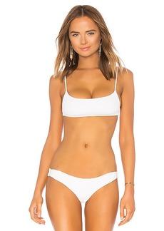 L*SPACE Piper Bikini Top