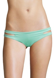 L*Space Stretch Side-Slit Bikini Bottom