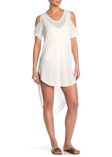 L*Space May's Cover-Up T-Shirt Dress