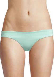 L*Space Sensual Solids Sandy Classic Bikini Bottom
