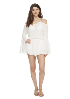 L*Space Spirit Romper Cover-Up