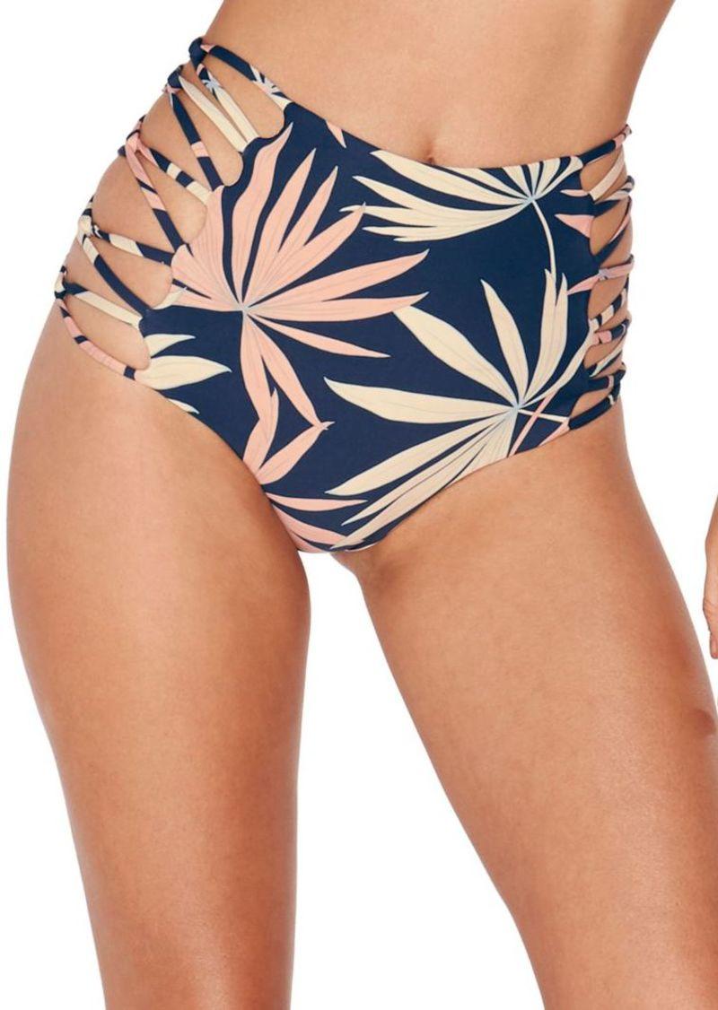 L*Space Stretch Tropical Bikini Bottom