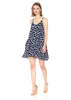 Lucca Couture Women's Floral Print Cami Dress