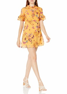 Lucca Couture Women's Madeline Mini Dress