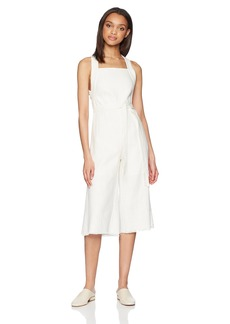 Lucca Couture Women's McKenna Cross Strap Wide Leg Jumpsuit