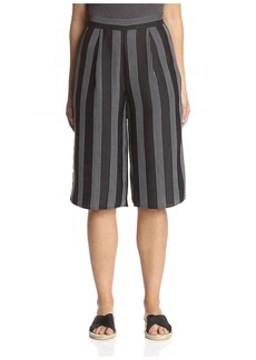 Lucca Couture Women's Pull-On Culottes  S
