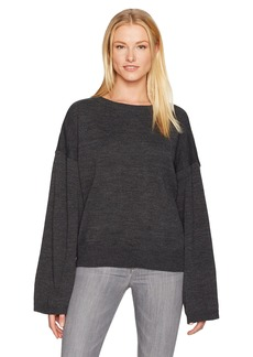 Lucca Couture Women's Sophie Tie Back Sweater