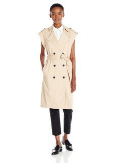 Lucca Couture Women's Trench Vest