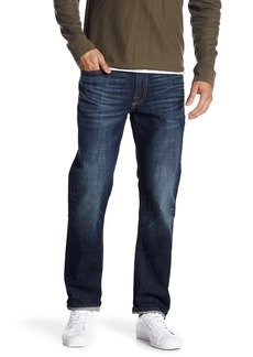 """Lucky Brand 121 Heritage Slim Fit Jeans - 30-34"""" Inseam"""