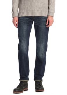 """Lucky Brand 121 Slim Fit Jeans - 30-34"""" Inseam"""