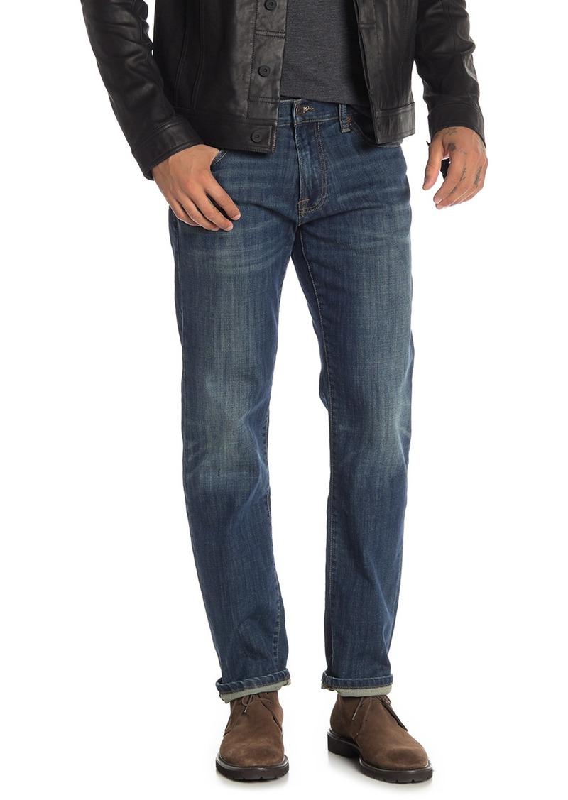 "Lucky Brand 221 Original Straight Leg Jeans - 30-34"" Inseam"