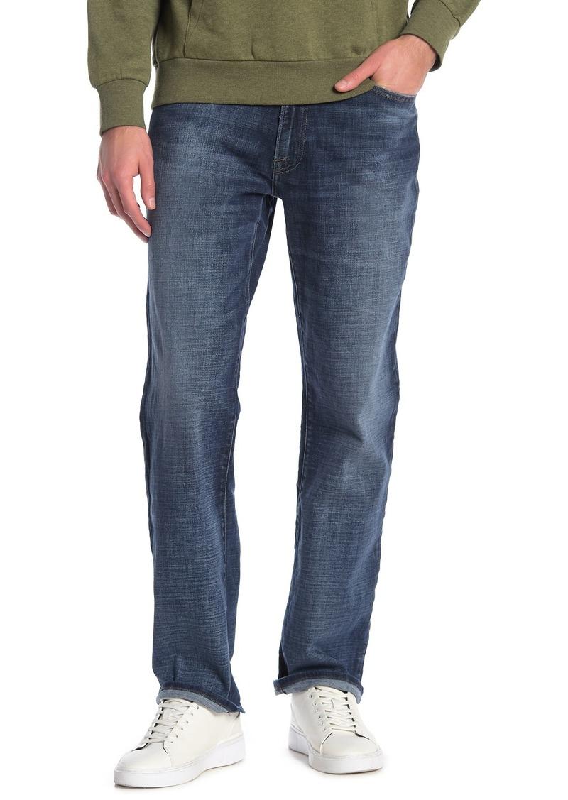 "Lucky Brand 363 Vintage Straight Jeans - 30-34"" Inseam"