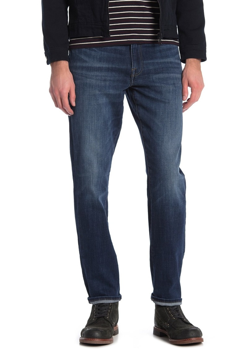 """Lucky Brand 410 Athletic Jeans - 30-34"""" Inseam"""