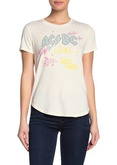 Lucky Brand ACDC Graphic T-Shirt