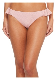 Lucky Brand All the Frills Flounce Hipster Bottom