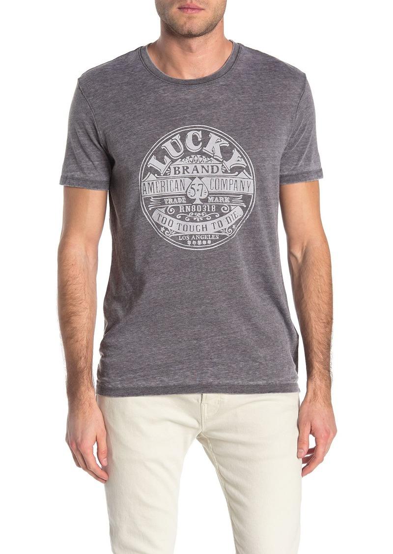 Lucky Brand American Company T-Shirt
