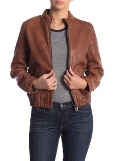 Lucky Brand Ana Leather Jacket