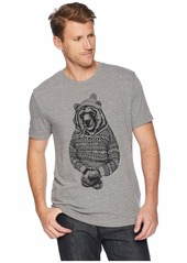 Lucky Brand Bear Sweater Tee