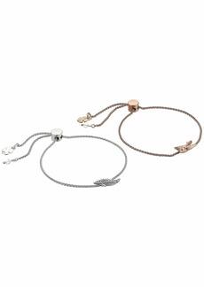 Lucky Brand Bird Best Friends Bracelet Set