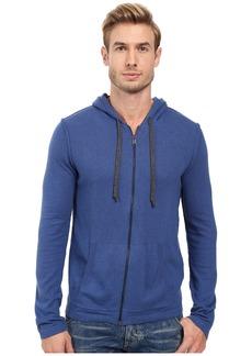 Lucky Brand Black Label Full Zip Hood