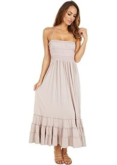 Lucky Brand Boho Knit Maxi Dress