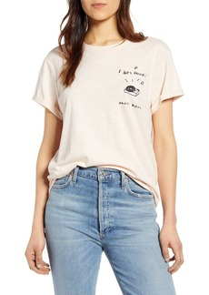 Lucky Brand Bowie Let's Dance T-Shirt
