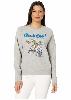 Lucky Brand Buck Off Sweatshirt