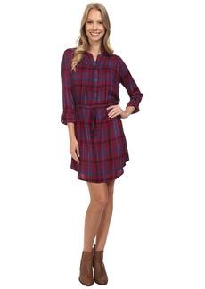 Bungalow Plaid Dress