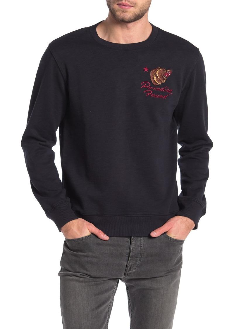 Lucky Brand California Crew Neck Pullover