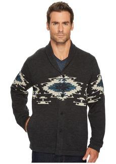 Lucky Brand Canyon Creek Shawl Sweater