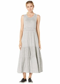 Lucky Brand Cloud Jersey Tiered Dress