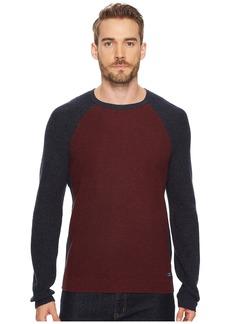 Lucky Brand Colorado Cross Stitch Sweater
