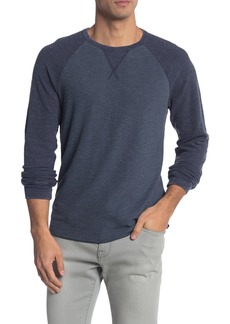 Lucky Brand Colorblock Thermal Shirt