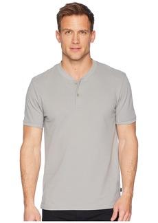 Lucky Brand Coolmax Bomber Polo Shirt