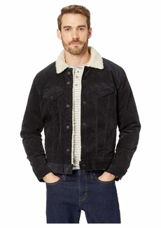 Lucky Brand Cord Trucker Jacket