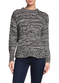 Lucky Brand Crew Neck Knit Sweater