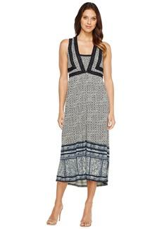 Lucky Brand Crochet Knit Dress