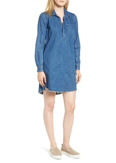 Lucky Brand Denim Popover Dress