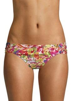 Lucky Brand Desert Side Sash Bikini Bottom